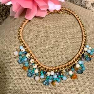 🌸 Statement Bead Necklace